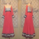 Threads & Motifs Spring Party Wear Dresses 2013 For Women (3)