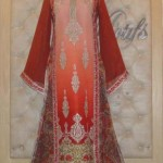 Threads & Motifs Spring Party Wear Dresses 2013 For Women (4)