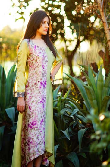 Tzarina Semi-Formals Western Wear Collection 2013 For girls & Women 008