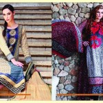 Warda Designer Latest Spring Summer Lawn Women Dresses Collection 2013-2014 (6)