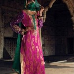 Widyaan New Spring Party Wear Dresses 2013 By Shahid Afridi 0010