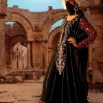 Widyaan New Spring Party Wear Dresses 2013 By Shahid Afridi 0012