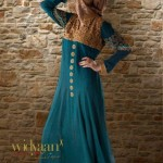 Widyaan New Spring Party Wear Dresses 2013 By Shahid Afridi 0017