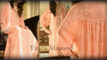 Yusra Masood party Wear Outfits 2013 For Women 01