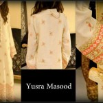 Yusra Masood party Wear Outfits 2013 For Women 04