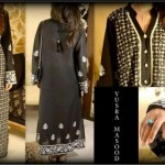 Yusra Masood party Wear Outfits 2013 For Women 05