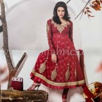 Zobi Fabrics Latest Party Wear Outfits Collection 2013 For girls Women 0013