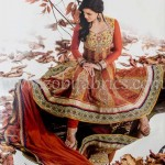 Zobi Fabrics Latest Party Wear Outfits Collection 2013 For girls Women 0016