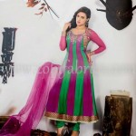 Zobi Fabrics Latest Party Wear Outfits Collection 2013 For girls Women 003