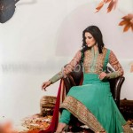 Zobi Fabrics Latest Party Wear Outfits Collection 2013 For girls Women 007