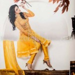 Zobi Fabrics Latest Party Wear Outfits Collection 2013 For girls Women 008