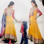 Zobi Fabrics Latest Party Wear Outfits Collection 2013 For girls Women 009