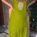 latest formal & semi-formals collection 2013 For Women By Fatima n Sara 002