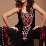 latest formal & semi-formals collection 2013 For Women By Fatima n Sara 009