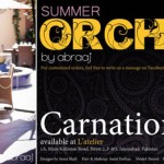 Abraaj Summer Orchid Collection 2013 For Women 0010