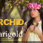 Abraaj Summer Orchid Collection 2013 For Women 0012