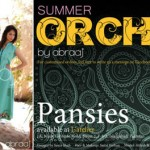 Abraaj Summer Orchid Collection 2013 For Women 002