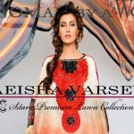 Aeisha Varsey Permium Lawn Prints Collection 2013 0010