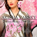 Aeisha Varsey Permium Lawn Prints Collection 2013 008