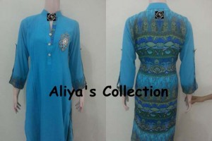 Aliya Naeem New Arrivals Casual Dresses Collection 2013 For Women 03