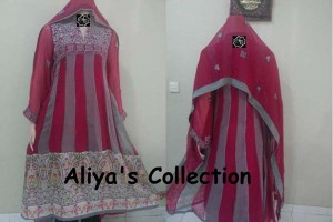 Aliya Naeem New Arrivals Casual Dresses Collection 2013 For Women 04