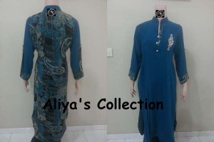 Aliya Naeem New Arrivals Casual Dresses Collection 2013 For Women 05