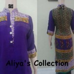 Aliya Naeem New Arrivals Casual Dresses Collection 2013 For Women 07