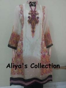 Aliya Naeem New Arrivals Casual Dresses Collection 2013 For Women 08