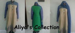 Aliya Naeem New Arrivals Casual Dresses Collection 2013 For Women 09