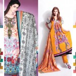 Batik Lawn Collection 2013 For girls & Women By Moon Textile 0012