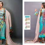 Batik Lawn Collection 2013 For girls & Women By Moon Textile 0015