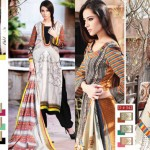 Batik Lawn Collection 2013 For girls & Women By Moon Textile 002
