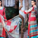Batik Lawn Collection 2013 For girls & Women By Moon Textile 005