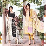 Batik Lawn Collection 2013 For girls & Women By Moon Textile 007