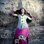 Black & White Couture Latest Collection 2013 For Women 0012