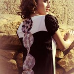 Black & White Couture Latest Collection 2013 For Women 005