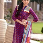 Charizma Latest Summer Lawn Dresses Collection 2013 For women (4)