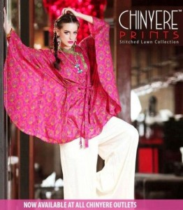 Chinyere Spring Summer Lawn Prints 2013 For Women 003