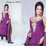 Dhaagay Latest Party Wear Collection 2013 for women 003