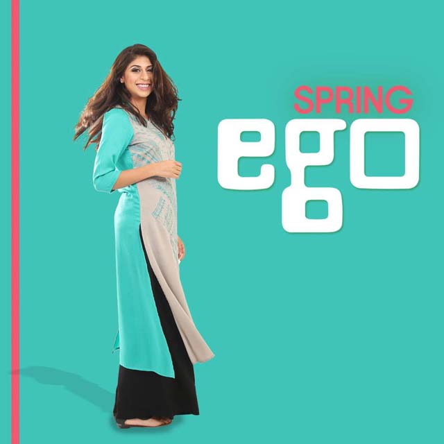Ego Spring Summer Stylish casual wear Collection 2013 Women 001