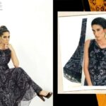Fahad Hussain Couture Prints Museum Summer Dresses 2013 For Women 001