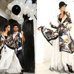 Fahad Hussain Couture Prints Museum Summer Dresses 2013 For Women 002