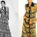Fahad Hussain Couture Prints Museum Summer Dresses 2013 For Women 003