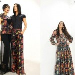 Fahad Hussain Couture Prints Museum Summer Dresses 2013 For Women 005
