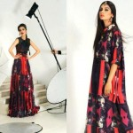 Fahad Hussain Couture Prints Museum Summer Dresses 2013 For Women 006