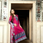 Firdous Latest Spring Summer Lawn 2013-2014 Collection Vol-2 For Women