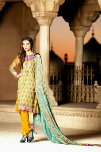 Firdous Latest Spring Summer Lawn 2013-2014 Collection Vol-2 For Women (4)