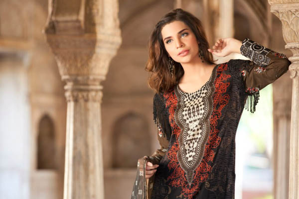Firdous Latest Spring Summer Lawn 2013-2014 Collection Vol-2 For Women (6)