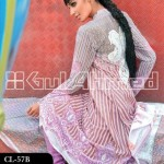 Gul Ahmed Latest Embroidered Summer Lawn Dresses Collection 2013-14 for Women (3)