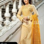 Gul Ahmed Latest Embroidered Summer Lawn Dresses Collection 2013-14 for Women (5)